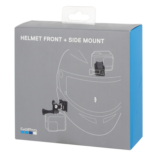 Крепление GoPro Helmet Front and Side Mount (AHFSM-001)