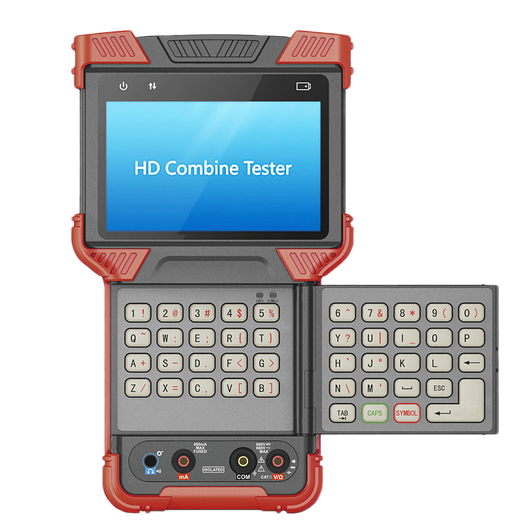 Тестер видеосигнала для аналоговых и IP-камер (всё в одном) RVT073