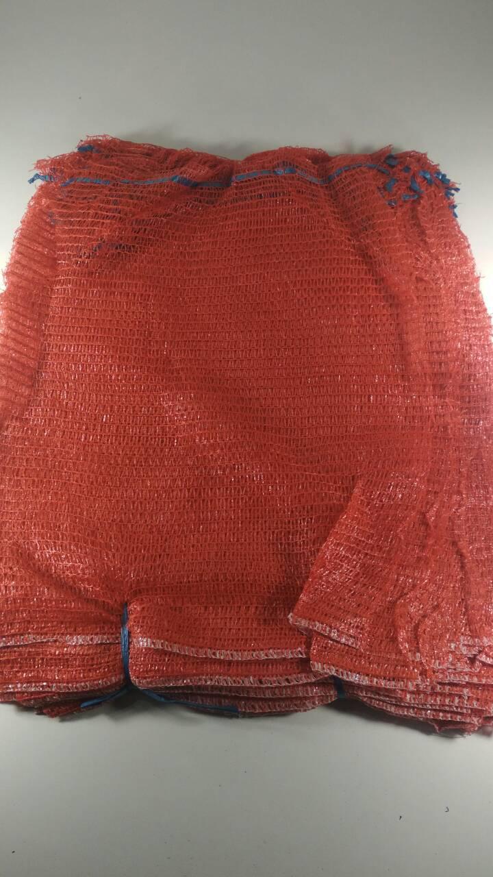 Мешок  овощная сетка (р40х60) 20кг\16гр красная (100 шт)