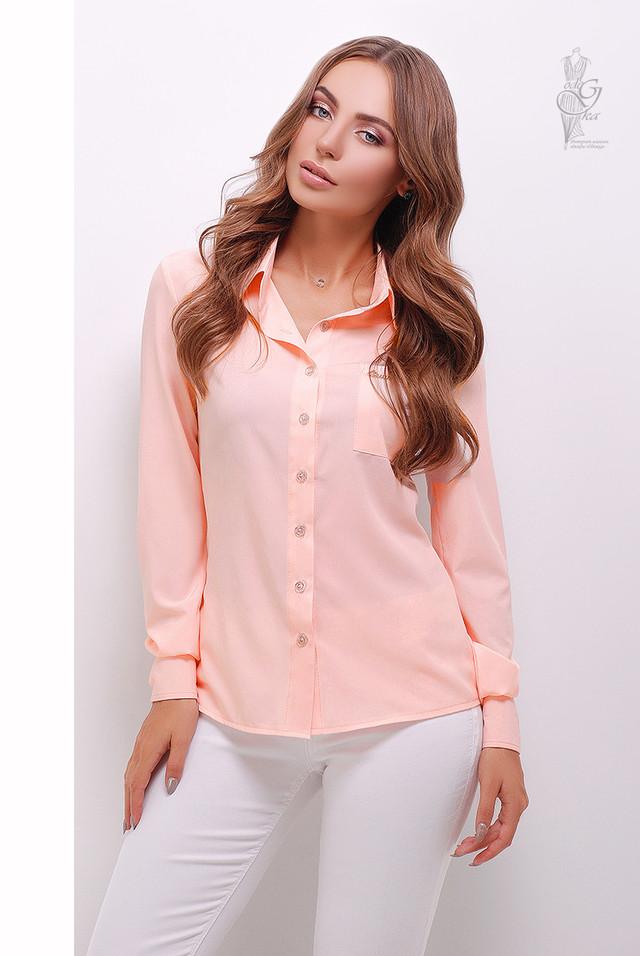 Розовый цвет Блузы женской Джес