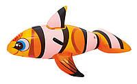 Рыба-клоун надувная Bestway 41088, 157x94см