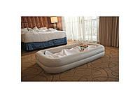 Надувная кровать детская с бортиками и матрасом Intex 66810, фото 1