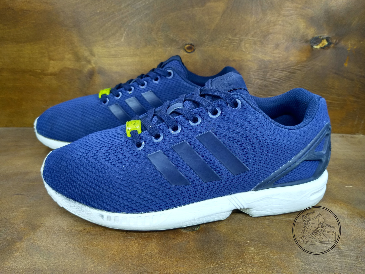 Женские кроссовки Adidas ZX Flux (39 размер) бу - Интернет-магазин обуви из bb5a3330045