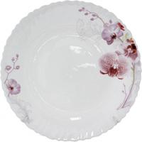 30067 Тарілка суп 8,5' Рожева орхідея 61099