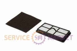 Набор фильтров выходной HEPA + микро (мотора) для пылесоса Gorenje 402242