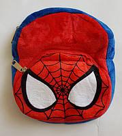 Детский Рюкзак Спайдер Мен (Spider Man), 22см