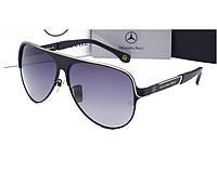 Солнцезащитные очки в стиле Mercedes-Benz (746) black