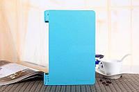 Чехол для планшета Lenovo B6000 Yoga Tablet 8 (slim case) голубой