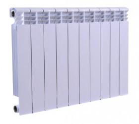 Биметаллический радиатор Bimetal 500*100.Радиатор для квартиры.