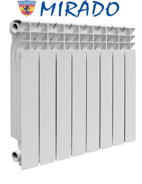 Биметаллический радиатор Mirado 500*96