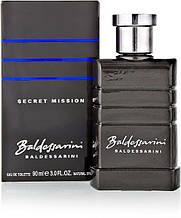 Baldessarini Secret Mission for Men EDT мужская туалетная вода 90 мл.