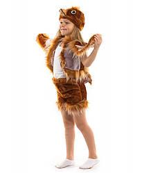 Детский карнавальный костюм ВОРОБЕЙ для детей 3,4,5,6,7 лет, детский новогодний костюм ВОРОБУШЕК, ВОРОБЬЯ