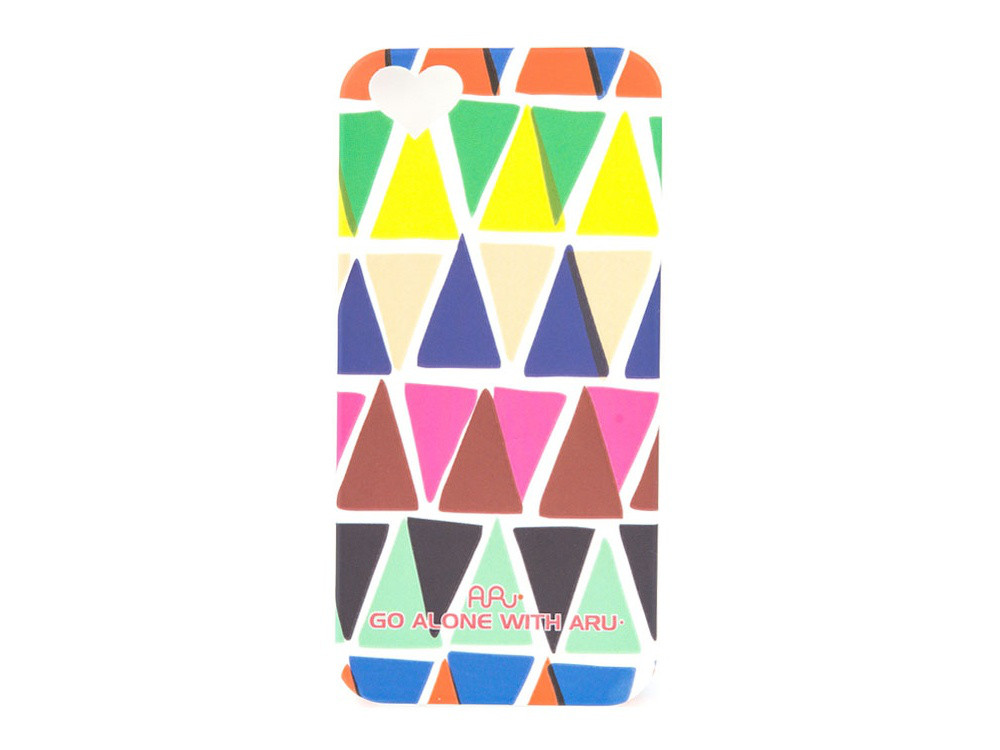 Чехол ARU для iPhone 5/5S/5SE Triangle Mix & Match