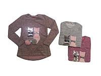 Туники для девочек опт, размеры 6-14 лет, Seagull, арт. CSQ-52110