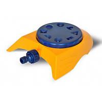 Розпилювач круговий 8-позиційний на підставці Verano 72-080 | розпилювач, дощувач, зрошувач, поливалка, распылитель, дощеватель, ороситель,