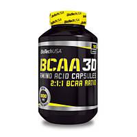 BCAA Nano 3D 180 капс. (bcaa), фото 1