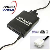 Адаптер для Honda Acura YATOUR YT-M06 USB/SD/AUX Эмулятор CD чейнджера Хонда Акура