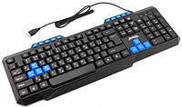 Клавиатура игровая UKGL-518, USB