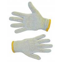 Рукавички плетені сірі, L Technics 16-000 | перчатки плетеные серые