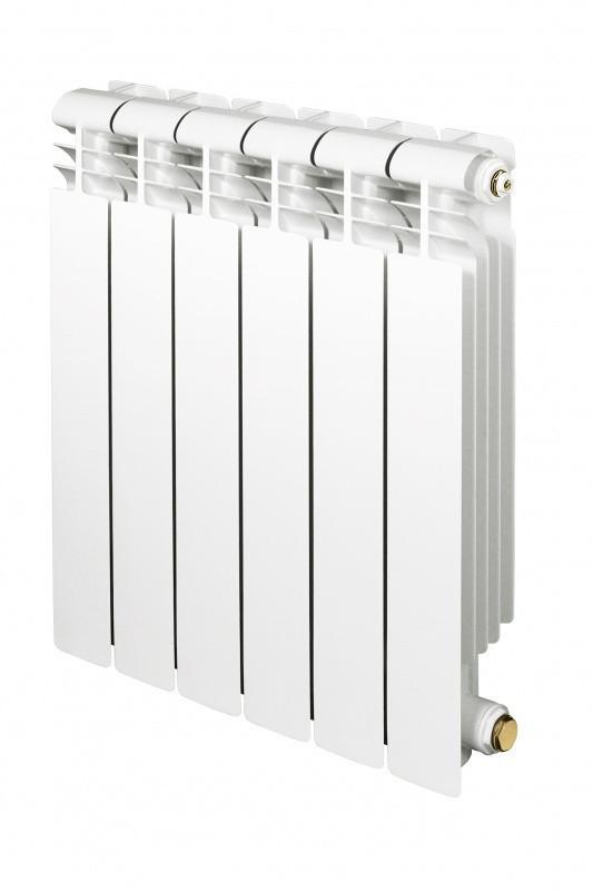 Алюминевый радиатор Radal 500х80