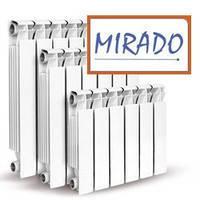 Алюминевый радиатор  MIRADO 80x350.Радиатор для квартиры.