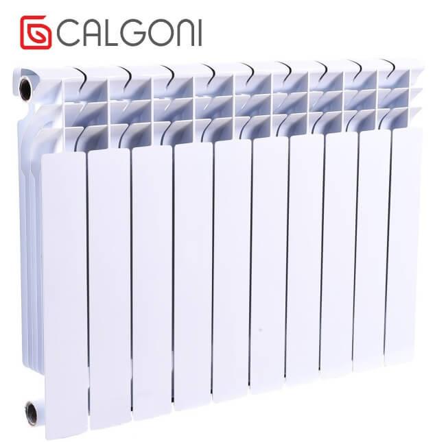 Алюминиевый радиатор Calgoni ALPA 500/85