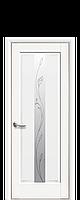Двери межкомнатные Новый Стиль Премьера (Стекло сатин) ПП Premium