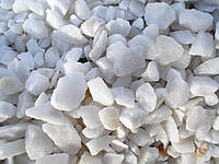 Мраморная крошка белая Тассос 16-32 мм
