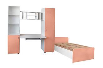 Детский мебельный набор Джери МДФ  Пехотин