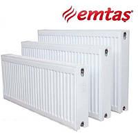Сталевий радіатор Emtas тип 22K 500*400