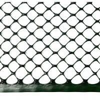 Сітка огороджувальна полімерна, 300 г/м2, вічко Сота 17х17, 1х50м Verano 68-908 | сетка o retea оградительная scrima полимерная polimer глазок ochiul