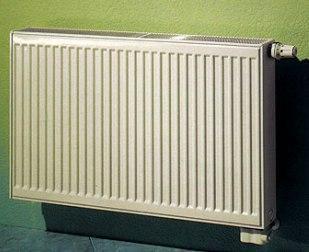 Стальной радиатор KORADO RADIK тип 11 VK 600*3000