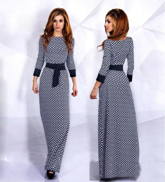 Женское платье Lilu AL-3107-75