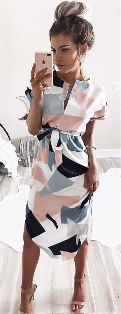 Женское платье Rhombus AL-3075-20