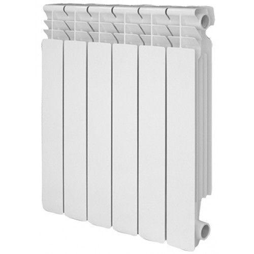 Алюминиевый радиатор Dicalore 80*80 350