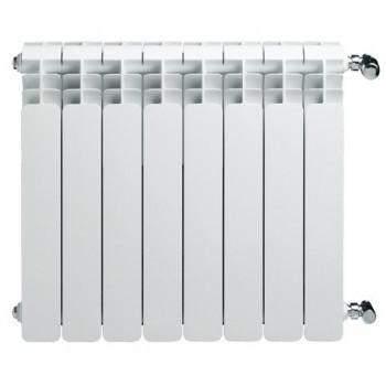 Алюминиевый радиатор Faral 500*80*80