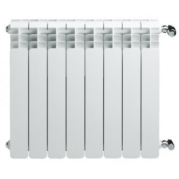 Алюмінієвий радіатор Faral 500*80*80