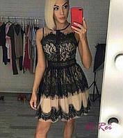 Гипюровое платье 1 в Украине. Сравнить цены 4ae3d541af104