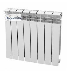 Алюминиевый радиатор 350D Aquavita 350*80