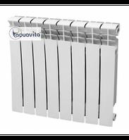 Алюмінієвий радіатор 350D Aquavita 350*80