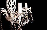 Трех рожковая классическая люстра 8008/3 , фото 3