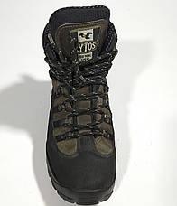 Ботинки треккинговые LYTOS YUKON . Размер 41, фото 3