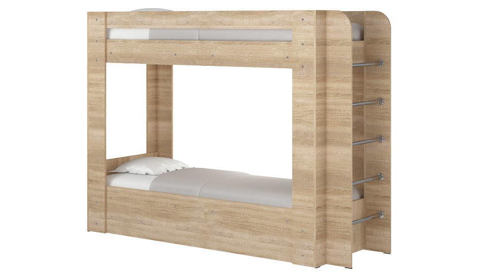 "Двоярусне ліжко ""Олімп"" Пехотін"