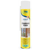 Піна монтажна Tekapur Standard 750мл 45л (3719) TKK 12-503 | пена монтажная, строительная, будівельна