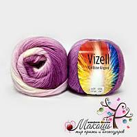 Пряжа для ручного вязания Рейнбов Rainbow Vizell, №04
