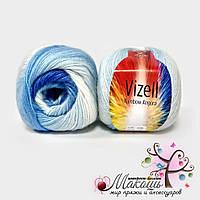 Пряжа для ручного вязания Рейнбов Rainbow Vizell, №10
