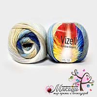 Пряжа для ручного вязания Рейнбов Rainbow Vizell, №18