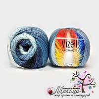 Пряжа для ручного вязания Рейнбов Rainbow Vizell, №19