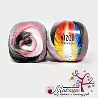 Пряжа для ручного вязания Рейнбов Rainbow Vizell, №21
