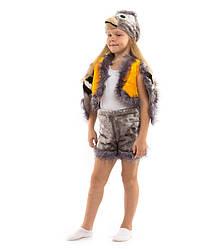 Детский карнавальный костюм СИНИЧКА, СИНИЦА для детей 3,4,5,6,7 лет, детский новогодний костюм СИНИЧКИ ПТИЦЫ